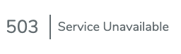Service Unableable Image